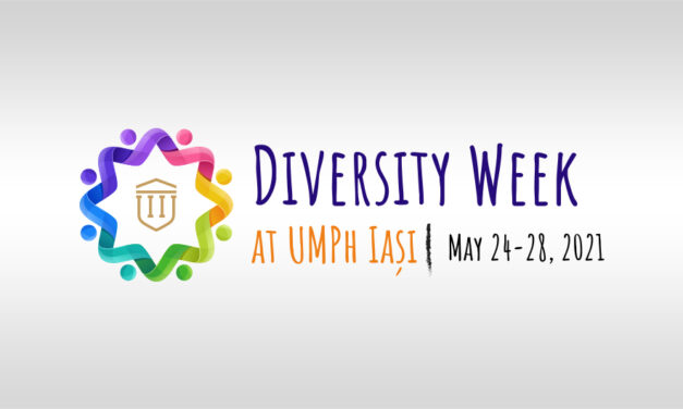 Diversity Week at UMPh Iasi: May 24-28