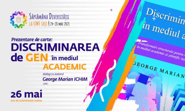 Discriminarea de gen în mediul academic