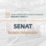 Buletin Informativ Ședință Senat 25 iunie 2021