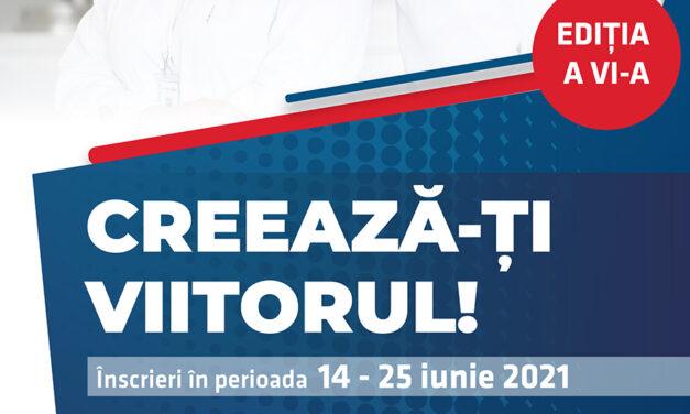 """Compania Antibiotice lansează împreună cu Facultatea de Farmacie, UMF """"Grigore T. Popa""""din  Iași, programul  """"Creează-ți viitorul! Perform a+"""", ediția 2021"""