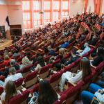 """Festivitatea de deschidere a anului universitar la UMF Iași: """"Avem în avantajul nostru experienţa anului trecut"""""""